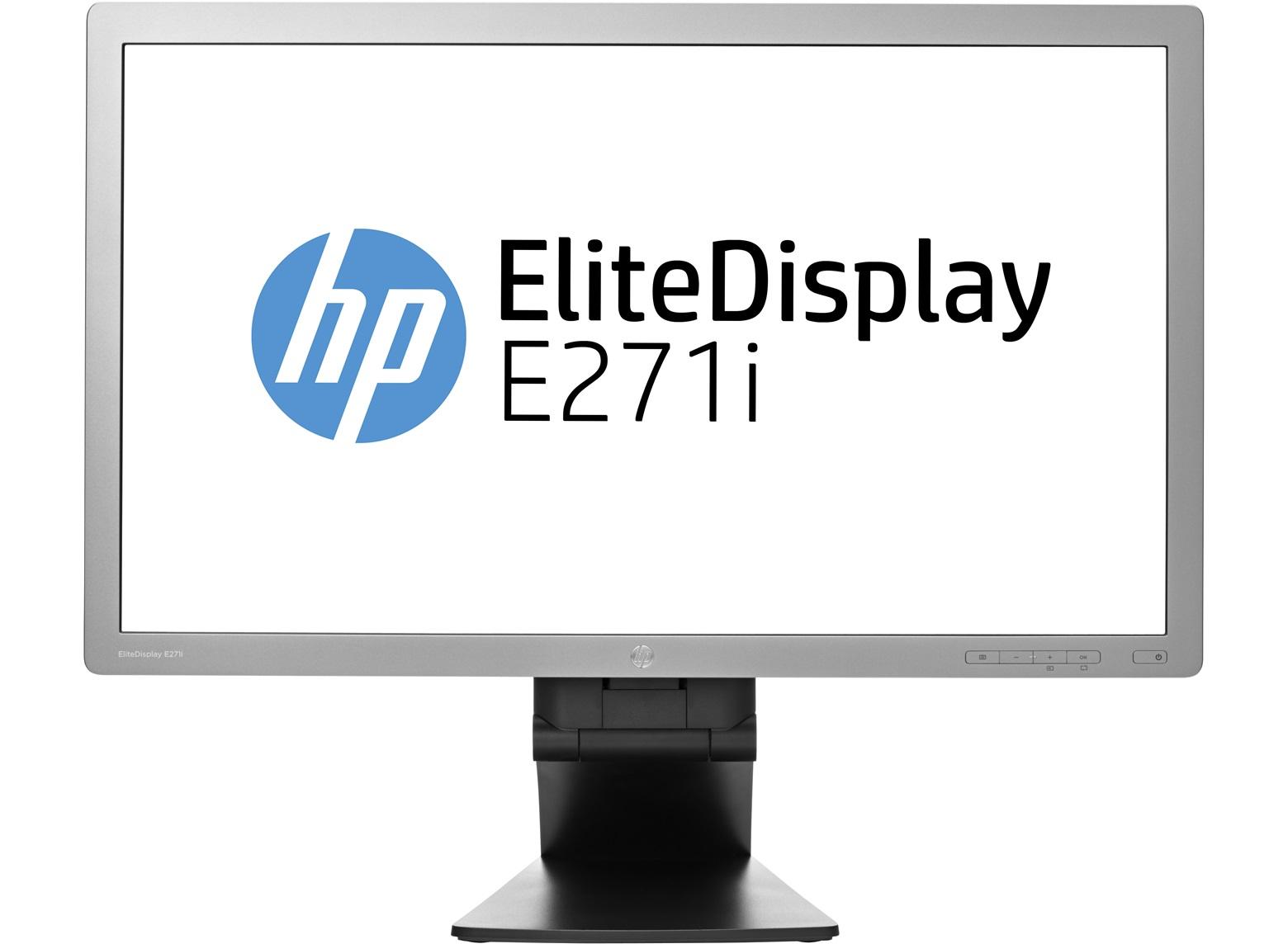 Hp Elitedisplay E271i 27 Inch Led Backlit Monitor Model