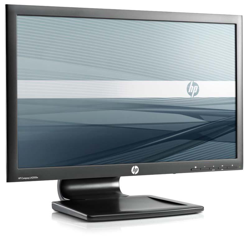 Hp La2006x 20 Inch Led Backlit Lcd Monitor Model Xn374aa T