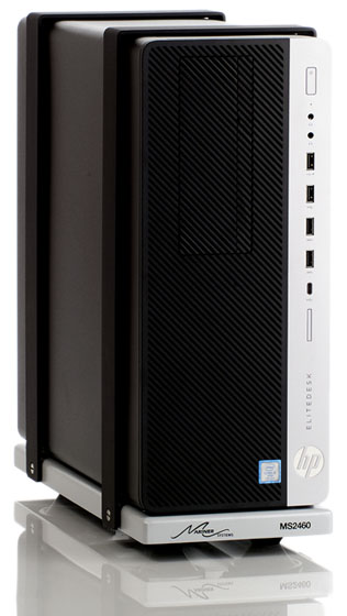 HP EliteDesk 800 G3 TWR PC with MS2460 Mariner Kit
