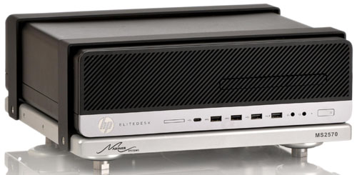 HP EliteDesk 800 G5 SFF PC with MS2570 Mariner Kit