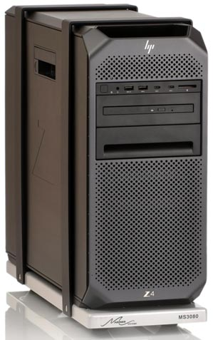 HP Z4 G4 Workstation with MS3080 MAariner Kit